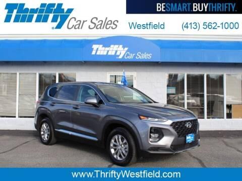 2019 Hyundai Santa Fe for sale at Thrifty Car Sales Westfield in Westfield MA