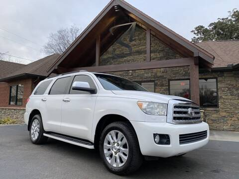 2011 Toyota Sequoia for sale at Auto Solutions in Maryville TN
