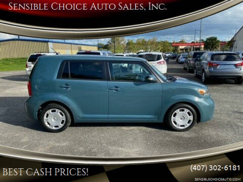 2008 Scion xB for sale at Sensible Choice Auto Sales, Inc. in Longwood FL