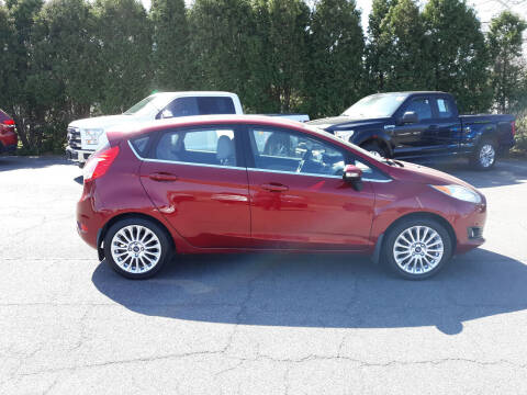 2014 Ford Fiesta for sale at Feduke Auto Outlet in Vestal NY