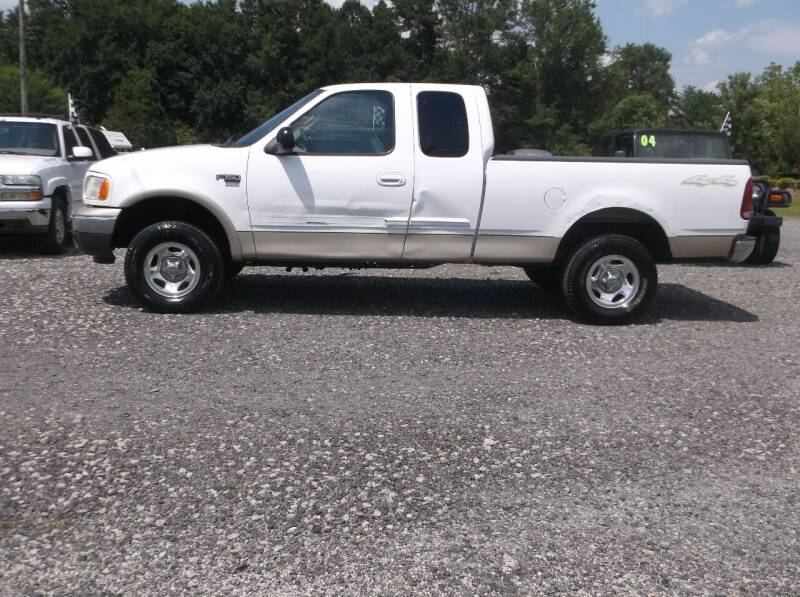 2000 Ford F-150 for sale at Car Check Auto Sales in Conway SC