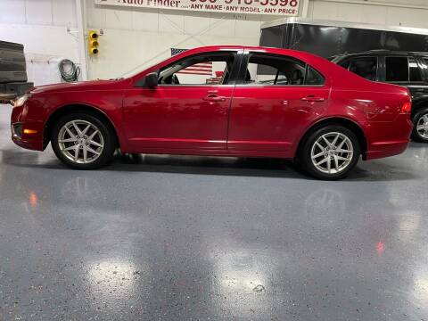 2012 Ford Fusion for sale at Luxury Auto Finder in Batavia IL