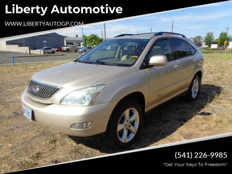 2004 Lexus RX 330 for sale at Liberty Automotive in Grants Pass OR