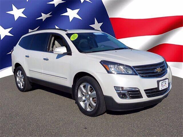2017 Chevrolet Traverse for sale at Gentilini Motors in Woodbine NJ