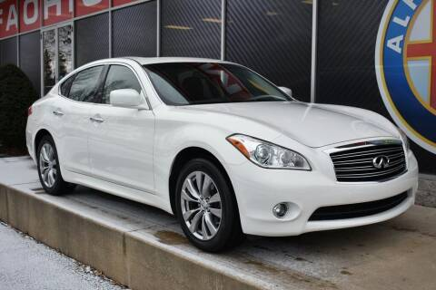 2013 Infiniti M37 for sale at Alfa Romeo & Fiat of Strongsville in Strongsville OH