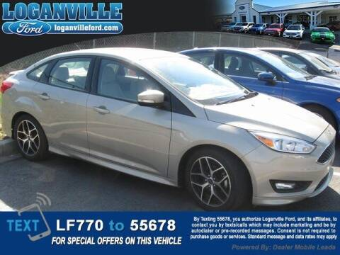 2016 Ford Focus for sale at Loganville Quick Lane and Tire Center in Loganville GA