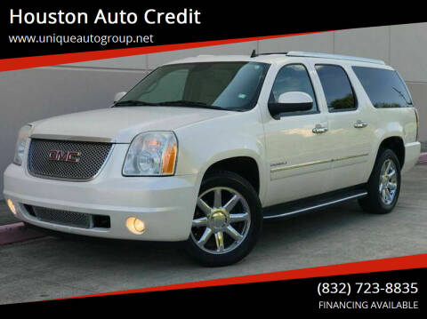 2012 GMC Yukon XL for sale at Houston Auto Credit in Houston TX