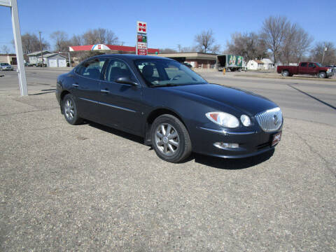 2008 Buick LaCrosse for sale at Padgett Auto Sales in Aberdeen SD