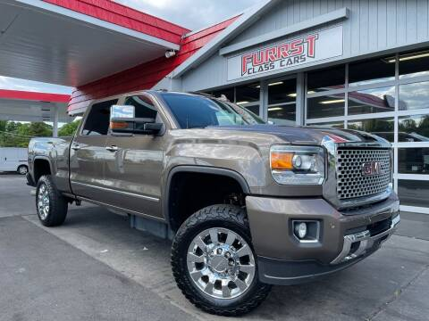 2015 GMC Sierra 2500HD for sale at Furrst Class Cars LLC in Charlotte NC