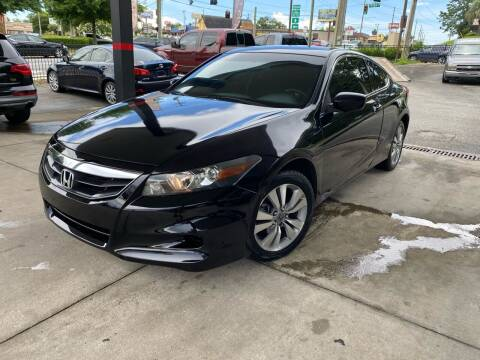 2012 Honda Accord for sale at Michael's Imports in Tallahassee FL