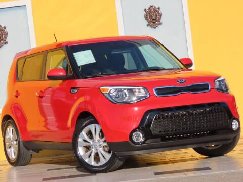 2016 Kia Soul for sale at Paradise Motor Sports LLC in Lexington KY
