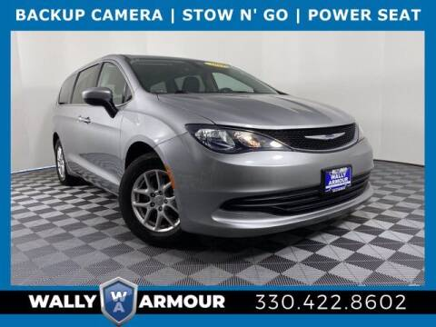 2017 Chrysler Pacifica for sale at Wally Armour Chrysler Dodge Jeep Ram in Alliance OH
