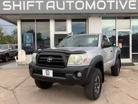 2005 Toyota Tacoma for sale at Shift Automotive in Denver CO