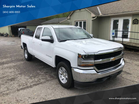 2019 Chevrolet Silverado 1500 LD for sale at Sharpin Motor Sales in Columbus OH