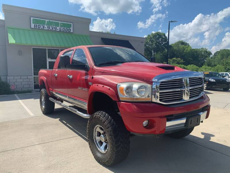 2006 Dodge Ram Pickup 1500 for sale at Cross Motor Group in Rock Hill SC