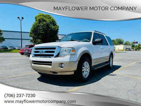 2012 Ford Expedition for sale at Mayflower Motor Company in Rome GA