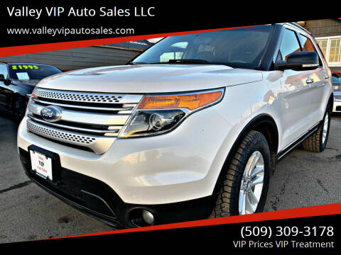 2014 Ford Explorer for sale at Valley VIP Auto Sales LLC in Spokane Valley WA