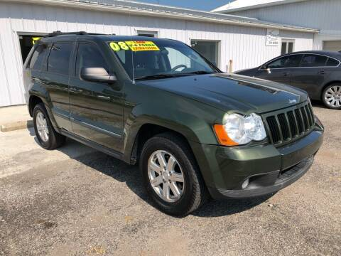 2008 Jeep Grand Cherokee for sale at AutoWorx Sales in Columbia City IN