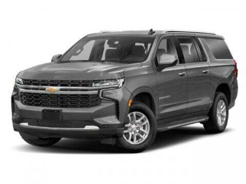 2021 Chevrolet Suburban for sale at Suburban Chevrolet in Claremore OK