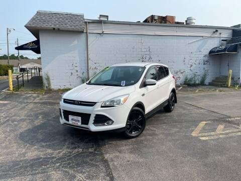 2015 Ford Escape for sale at Santa Motors Inc in Rochester NY