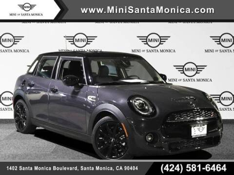 2021 MINI Hardtop 4 Door for sale at MINI OF SANTA MONICA in Santa Monica CA