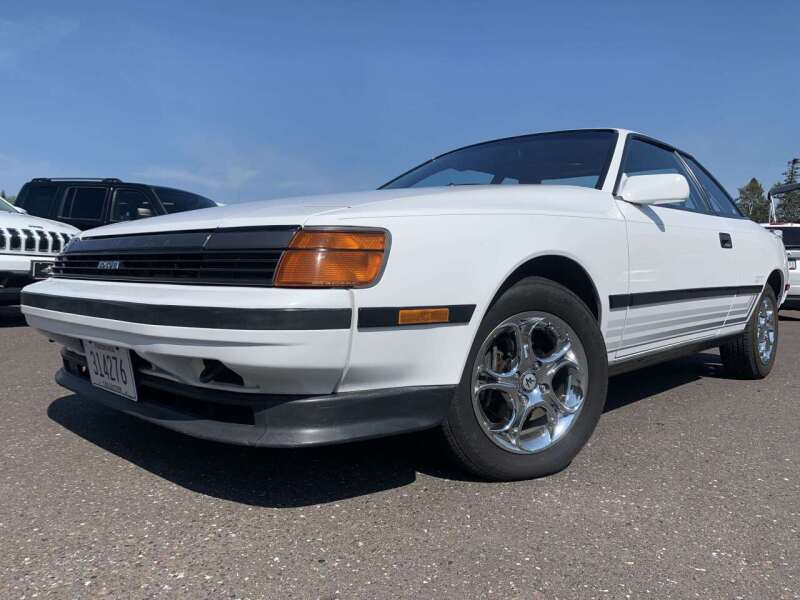 1989 Toyota Celica for sale at Autobahn Sales And Service LLC in Hermantown MN