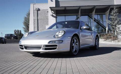 2005 Porsche 911 for sale at MUSCLE MOTORS AUTO SALES INC in Reno NV