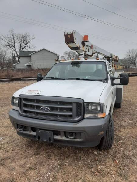 2004 Ford F-350 Super Duty for sale at Hy-Way Sales Inc in Kenosha WI