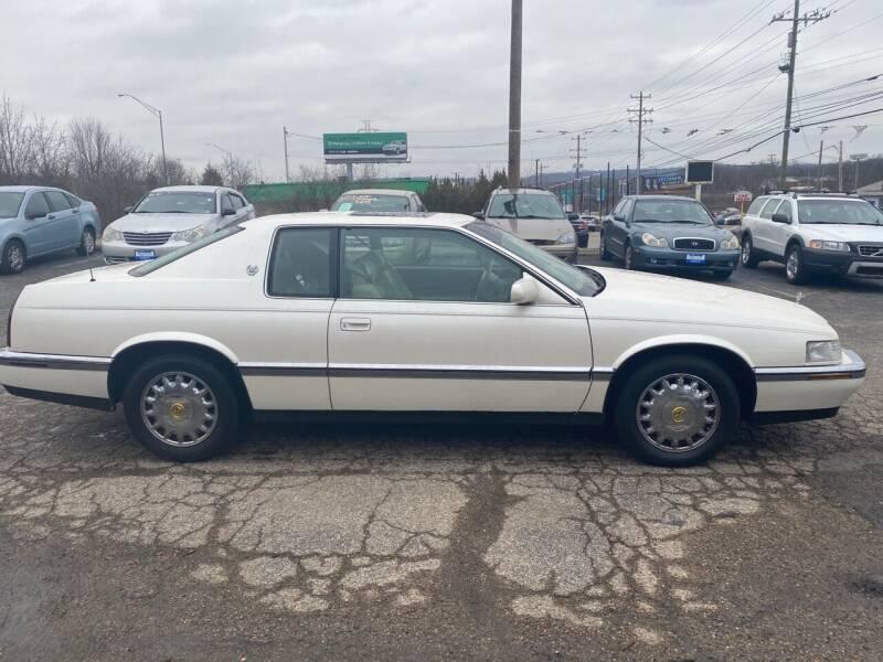 1994 Cadillac Eldorado for sale at Duke Automotive Group in Cincinnati OH