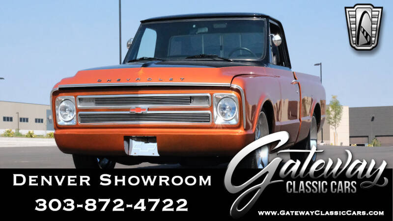 1968 Chevrolet C/K 10 Series for sale in Englewood, CO