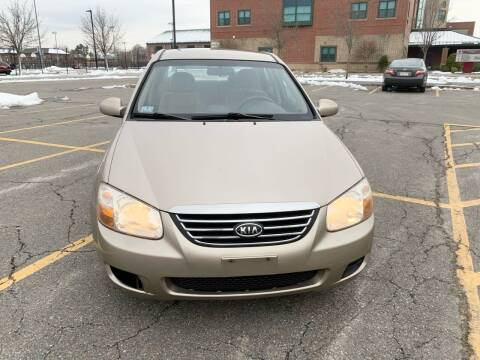 2008 Kia Spectra for sale at EBN Auto Sales in Lowell MA
