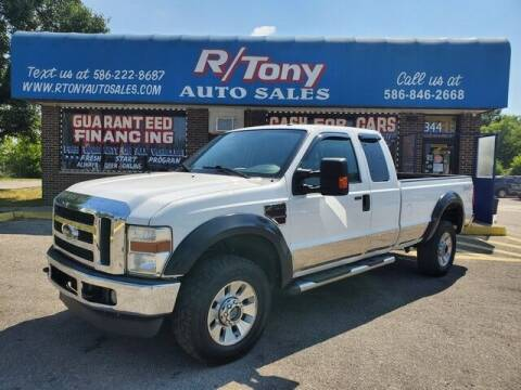 2009 Ford F-350 Super Duty for sale at R Tony Auto Sales in Clinton Township MI