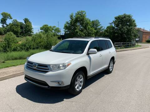 2012 Toyota Highlander for sale at Abe's Auto LLC in Lexington KY