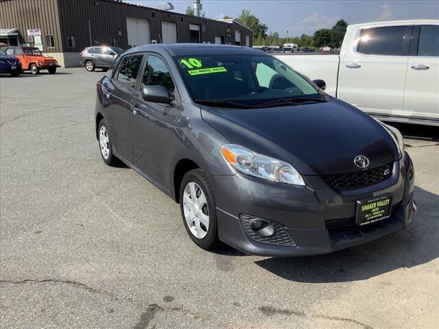 2010 Toyota Matrix for sale at SHAKER VALLEY AUTO SALES in Enfield NH