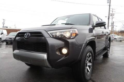 2020 Toyota 4Runner for sale at Eddie Auto Brokers in Willowick OH