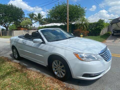2011 Chrysler 200 Convertible for sale at Car Girl 101 in Oakland Park FL