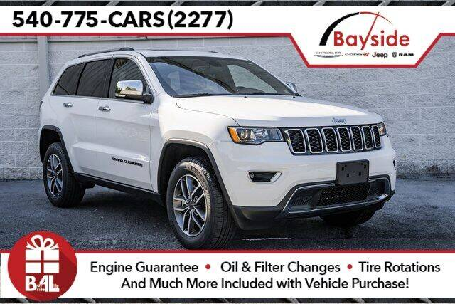 2021 Jeep Grand Cherokee for sale in King George, VA