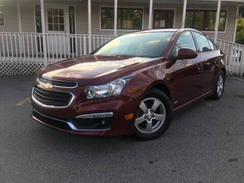 2016 Chevrolet Cruze Limited for sale at Georgia Car Shop in Marietta GA