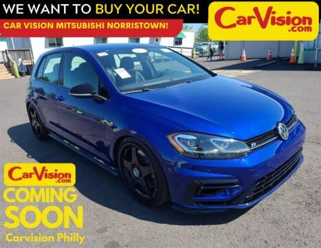 2018 Volkswagen Golf R for sale at Car Vision Mitsubishi Norristown in Norristown PA