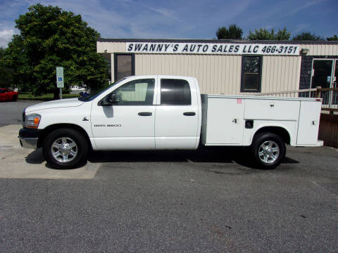 2006 Dodge Ram Chassis 3500 for sale at Swanny's Auto Sales in Newton NC