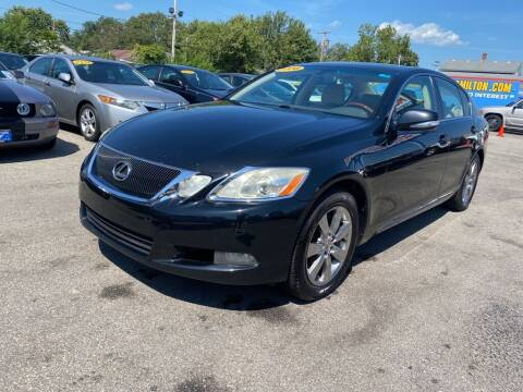 2008 Lexus GS 350 for sale at Eagle Motors in Hamilton OH