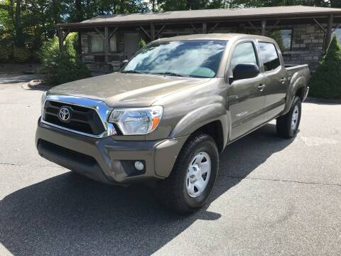 2013 Toyota Tacoma for sale at Highland Auto Sales in Boone NC