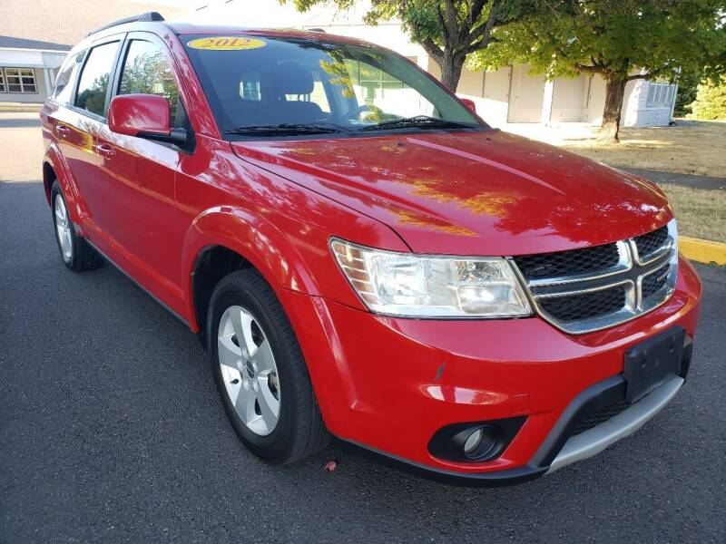 2012 Dodge Journey for sale at Low Price Auto and Truck Sales, LLC in Salem OR