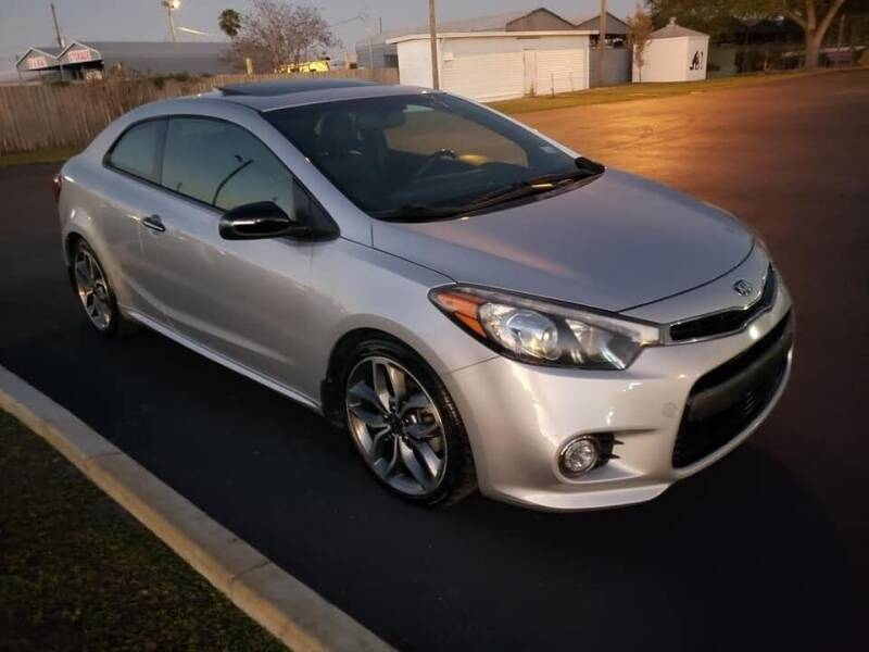 2015 Kia Forte Koup for sale at Superior Auto Source in Clearwater FL