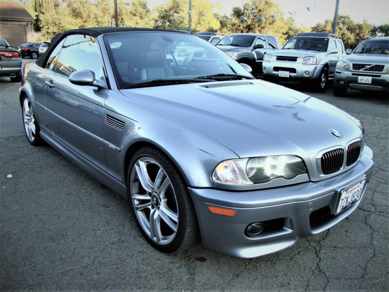 2005 BMW M3 for sale at Stallion Auto Sales llc in Roseville CA