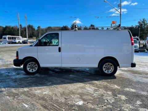 2011 GMC Savana Cargo for sale at Upstate Auto Sales Inc. in Pittstown NY