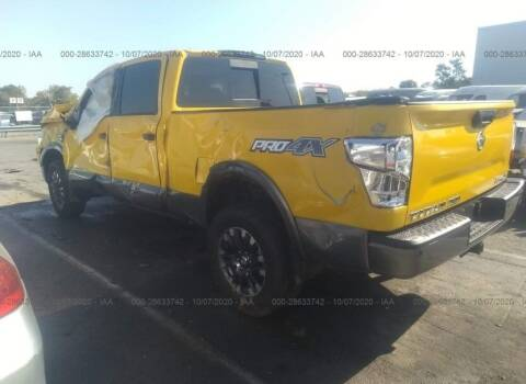 2018 Nissan Titan XD for sale at STS Automotive - Miami, FL in Miami FL