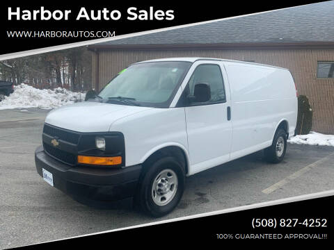 2017 Chevrolet Express Cargo for sale at Harbor Auto Sales in Hyannis MA
