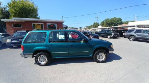 1998 Ford Explorer for sale at Lewis Used Cars in Elizabethton TN