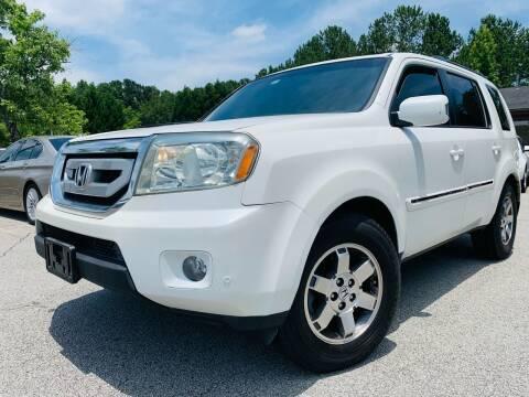 2011 Honda Pilot for sale at Classic Luxury Motors in Buford GA